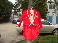 Boy Red Tuxedo Suits Kids Blazer Wedding Suits For 4 12 Years Costume Dress Tuxedo Chorus