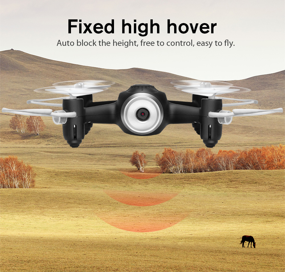 Newest SYMA X22W RC Helicopter With FPV Wifi Real Time Transmission Camera Quadcopter Headless Mode Hover Function Drone