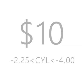 Astygmatyzm (CYL 2 00) dostosowane soczewki korekcyjne tylko dodatkowe koszty nie można tego zamówić samodzielnie tanie i dobre opinie Okulary akcesoria WOMEN Cr-39 Astigmatism (CYL 2 00) Customized CCspace