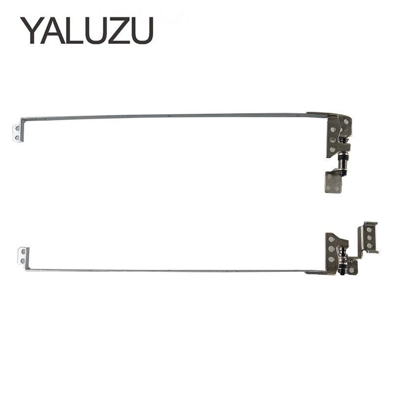 YALUZU New LCD/LED Hinges For IBM Lenovo G470 G475 Z470 Z475 LCD Screen Hinges Set AM0GL000300 AM0GL000400 Left&Right G475GL   YALUZU New LCD/LED Hinges For IBM Lenovo G470 G475 Z470 Z475 LCD Screen Hinges Set AM0GL000300 AM0GL000400 Left&Right G475GL
