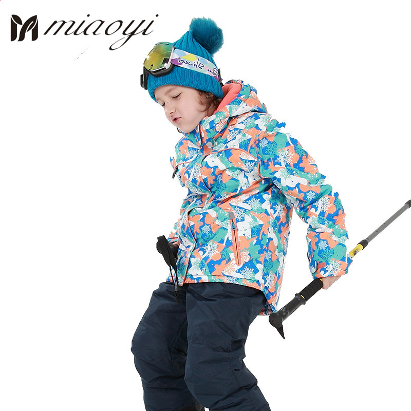 Miaoyi 2018 New Style of Children more popular of Children suits padded jacket children's clothing puma style padded jacket w forest night