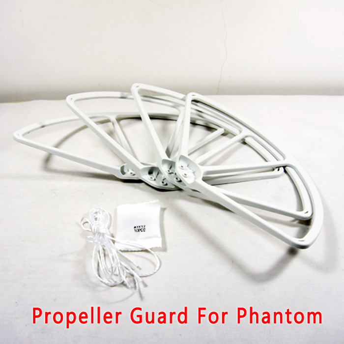 Dji Phantom 2 Accessories Propeller Prop Protective Guard Bumper Protector dji Phantom1 professional RC quadcopter diy drone ki