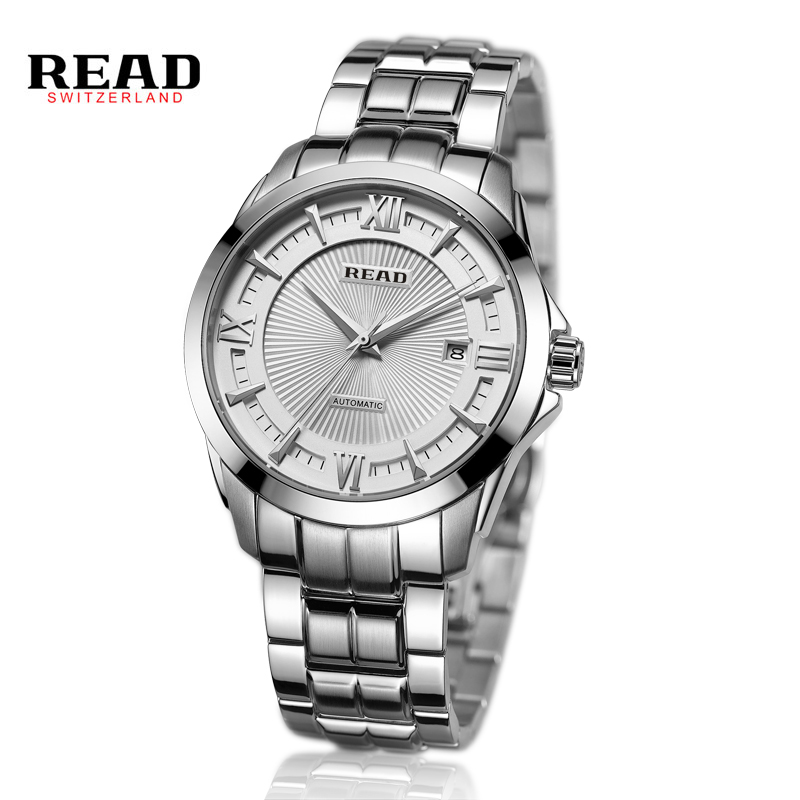 READ 2017 Gold Watches Luxury Brand Men'S Fashion Automatic Hollow Out Man Mechanical Watches Waches Relogio Masculino PR128 2016 new gold watches winner luxury brand men s fashion automatic hollow out man mechanical watches waches relogio masculino