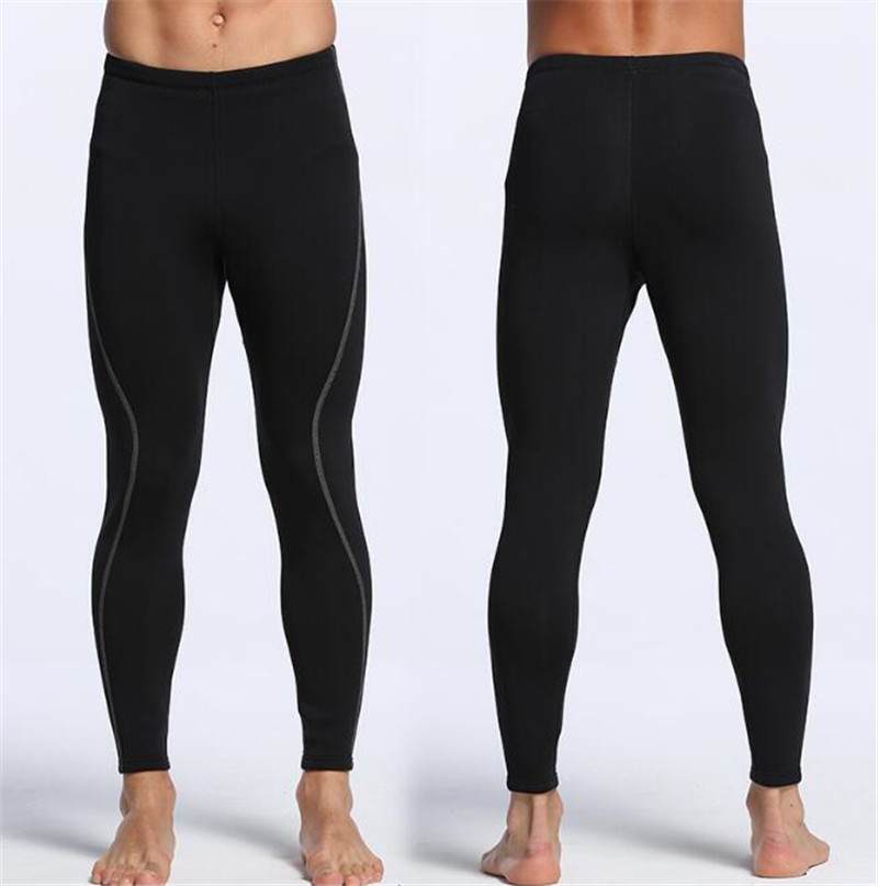 MYLEDI 2mm Neoprene Super Strech Surfing And Diving Pants For Men Or Women Warm Diving Trousers For Snorkeling Surfing Sailboard