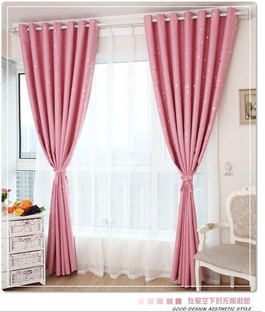 Tienda Online Modernas cortinas Cortinas para niños Niños Niñas Ropa ...