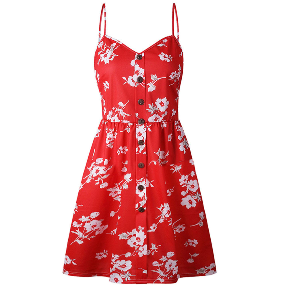 sgdgd Boatneck Sleeveless Vintage Emoji Character Dress with Belt