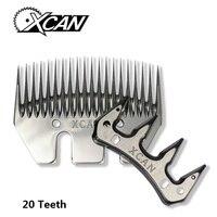 1pc Sheep Goats Shearing Clipper Straight 20 Tooth Blade Alternative For Sheep Shearing Machine Shearing Scissors