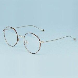 Image 2 - Gmei אופטי אופנתי Urltra אור סגסוגת Eyewear עבור נשים & גברים קוצר ראיה קריאת משקפיים עגולים משקפיים A1507