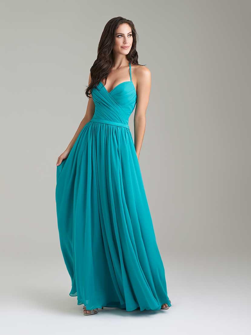 Dark Teal Bridesmaid Dresses Classy