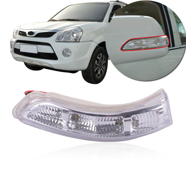 Capqx Side Mirror Led Signal Lamp For Hyundai Tucson