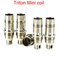 Aspire Triton Mini Coils 100% Original 1.2ohm 1.8ohm Clapton coil 0.15ohm Ni200 Coil Head For Triton Mini Atomizer Nautilus YY