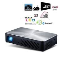 Full HD Projector J10 for Android 6000mAH Battery 1920x1080P WIFI Bluetooth HDMI Portable MINI Projector