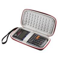 for Casio FX 85DE Plus Scientific Calculator/Casio FX 82DE Plus Hard EVA Protective Case(only case)|Speaker Accessories| |  -