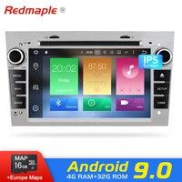 Android 9.0 Car Radio DVD Navigation Player For Opel Astra H Zafira Vectra Vivaro Tigra Corsa C Carro Auto GPS Video Multimedia