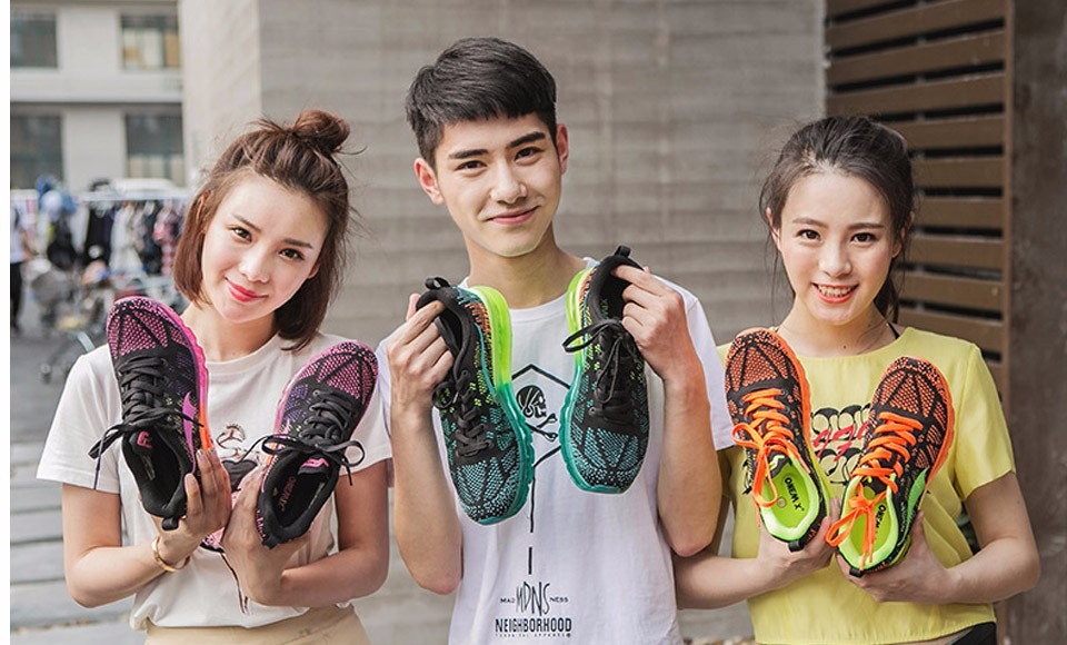 Onemix Running Shoes Men Sneakers For Women Sport Shoes Athletic Zapatillas Outdoor Breathable Original Shoes For Hombre Mujer 15