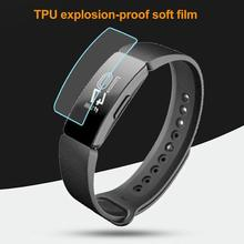 New 1/2Pcs High Clear TPU Screen Protector Film for Fitbit Inspire HR/Fitbit