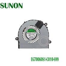 Для lenovo IdeaPad S210 сенсорный Вентилятор охлаждения 1104-00253 EG70060S1-C010-S99