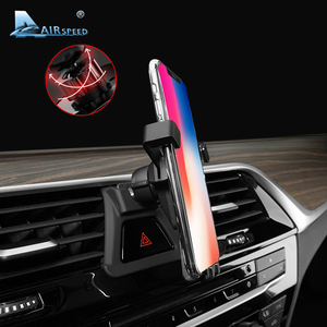 Image 3 - Airspeed Car Mobile Phone Holder Bracket Auto Special Mount for BMW F30 F32 F34 F10 F15 F16 F48 F39 G01 G30 G32 G02 Accessories