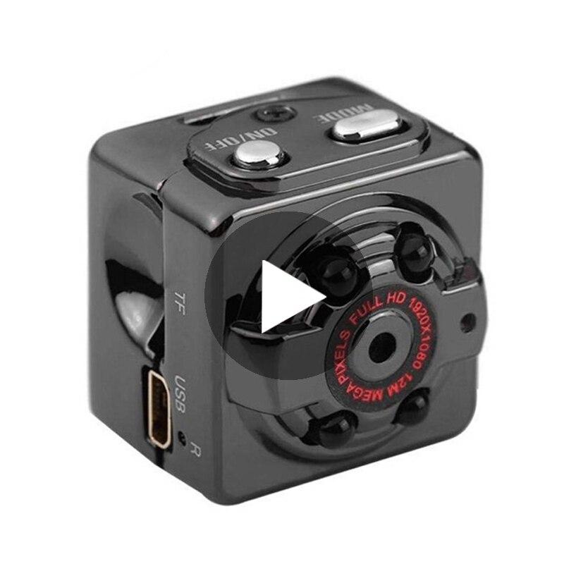 SQ8 SQ 8 Smart 1080p HD Kleine Geheimnis Micro Mini Kamera Video Cam Nachtsicht Drahtlose Körper DVR DV tiny Minikamera Microchamber