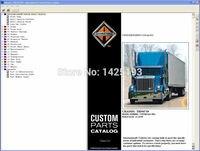 Catálogo de peças sobresselentes eletrônicas do caminhão internacional