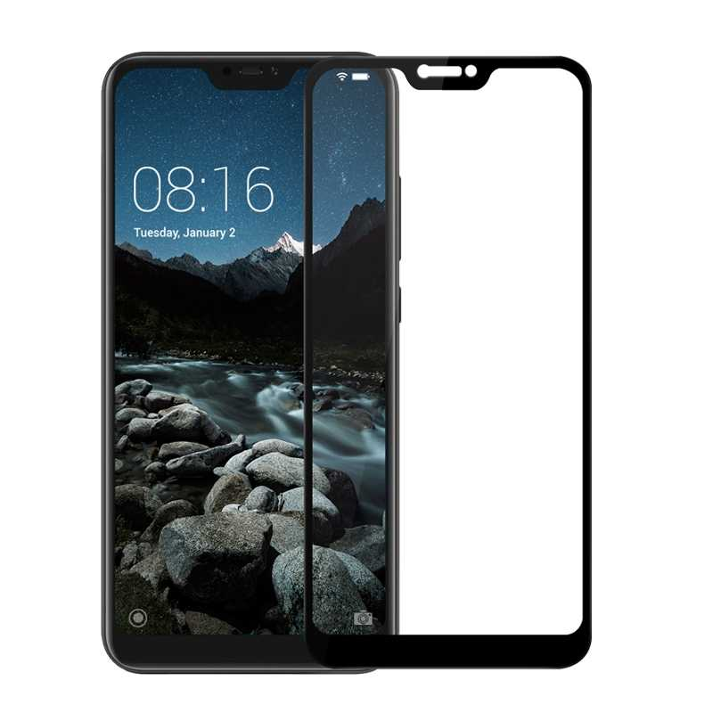 Full Cover Screen Protector for Xiaomi Mi A2 Tempered Glass Film for Xiaomi A2 Lite Glass on Xiaomi Mi A2 Glass Xiaomi A2 Lite