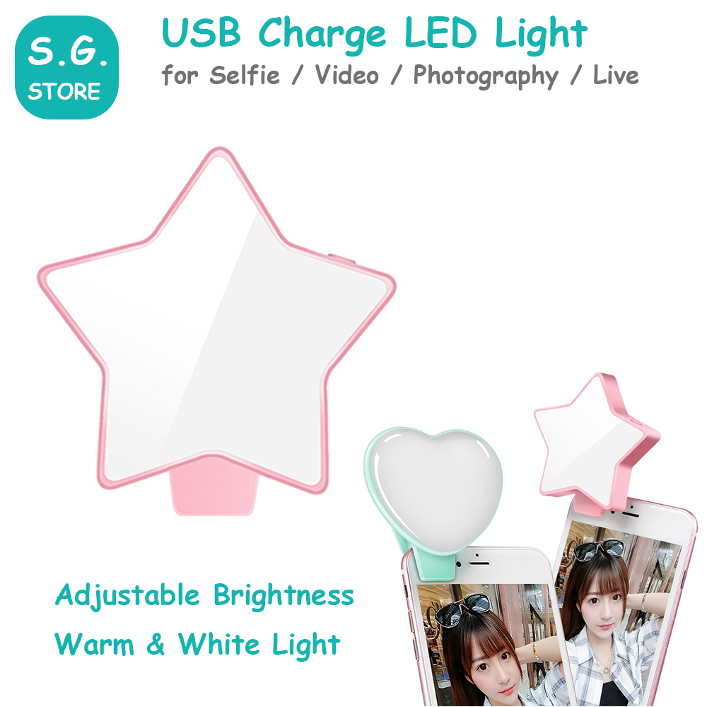 Usb Cost Multi Colour Temperature Selfie Gentle For Sensible Telephone Suitable With Iphone Samsung Huawei Xiaomi Telephone Ipad