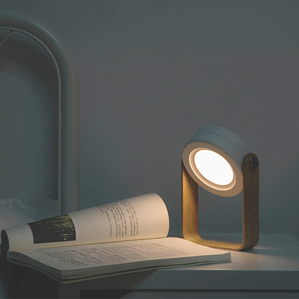 JANPIM new strange lantern lights can be folded and can be used as desk lamp led night light desktop usb bedside table lamp