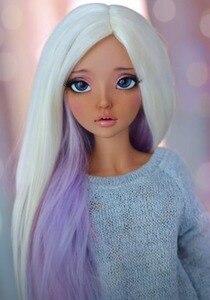 Image 2 - BJD 1/4ตุ๊กตา Cellineตุ๊กตาดวงตาฟรี