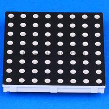 1pcs 60mm Square 8*8 Red Green Blue Full-Color LED Matrix Screen – Super Bright RGB LED 60mm for Arduino