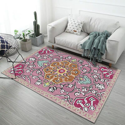 200 300cm New Lovely Cartoon Animal Soft Rugs Floor Big Mats Anti slip Kid Room Decoration Children Crawling Play Mat Carpets Ar in Carpet from Home Garden