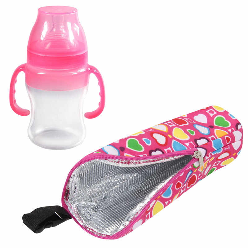 Baby Feeding Milk Bottle Milk Warmer Insulation Bag Thermal Bag Baby Bottles Bolsa botella Termica Thermos Baby Bottle Holder