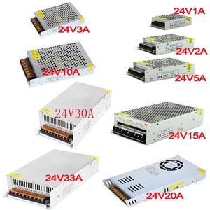 Image 3 - Vusum照明トランスにAC110V 220V dc 5v 12v 24v 48v電源アダプタ 2A 5A 10A 15A 20A 30A ledストリップスイッチ · ドライバ