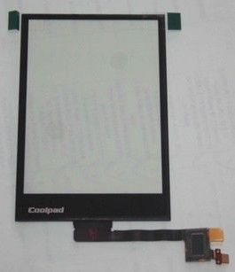 coolpad 8811 touch screen