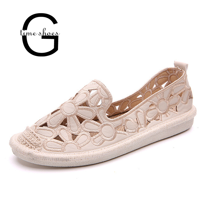 Gtime Moccasin Loafers Women Flats Shoes