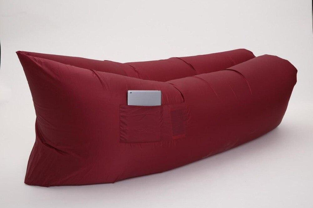 dark red Polyester Fabric and Air Filling bean bag sectional sofa(China  (Mainland) - Popular Bean Bag Sectional-Buy Cheap Bean Bag Sectional Lots From