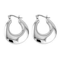 CH 355 Latest Korean Luxury Titanium Steel Ear Nails Fruit Model Ear Nails Jewelry Gifts for Valentine's Day