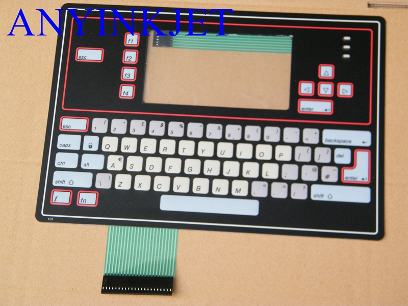 все цены на keyboard display 43S keypad for WELLET 43S 430 460 inkjet printer онлайн