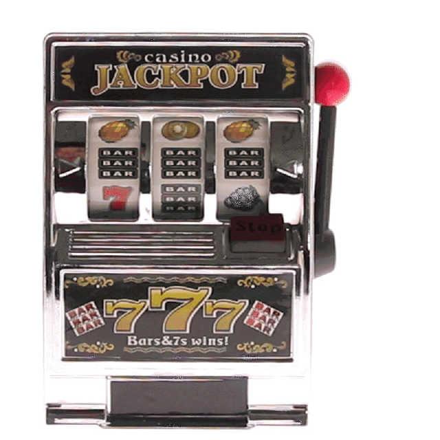 Online Jackpot Slot Machine Piggy Bank Fruit Money Box Coin Las Vegas Style Tabletop Mechanical Fun Aliexpress