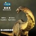 2015 Папа Моделируемых динозавров Апатозавра модель Коллекция Музея Миру Юрского Древних существ
