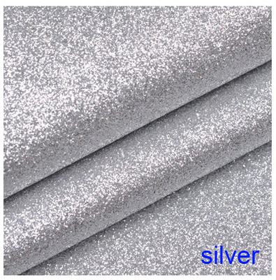 US $15 21 10% OFF|50*138cm Glitter Fabric Thick Canvas Back Craft DIY Craft  Assorted,Fantasy Synthetic Reflective Fabric For Wedding Decroation-in