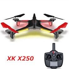 XK X250 4CH 6 Axis RC Quadcopter RTF 2.4G XK Alien  X250