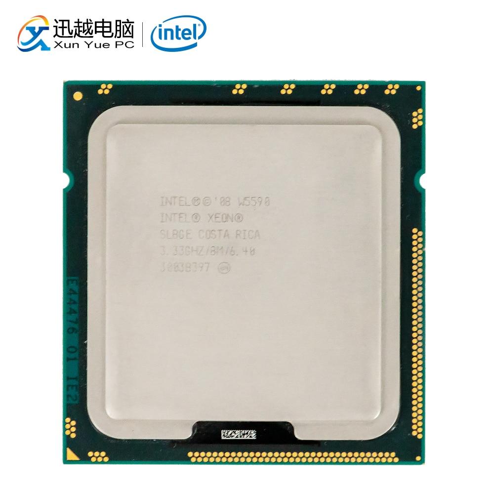 Intel Xeon W5590 3.33 GHz Quad Core 8MB LGA1366 Processor