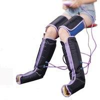 Электрический пневматический массажер для ног атрофию мышц профилактики, поощрения обращения, массаж ног терапии физиотерапия аппарат