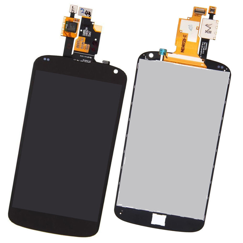 ФОТО Original New For LG Google Nexus 4 E960 LCD Touch Screen with Digitizer Assembly + Free tools and adhesive Free shipping