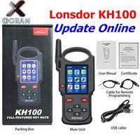 Оригинальный дистанционный программист Lonsdor KH100, генерирующий чип/имитирующий чип/идентификация копии/Дистанционная частота/ключ управлен...