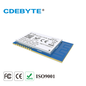Image 4 - E18 MS1PA1 PCB Zigbee IO CC2530 PA 2.4Ghz 100mW PCB Antenna IoT uhf Wireless Transceiver Transmitter and Receiver RF Module