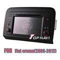Бесплатная Доставка 6.2 ''Вздрагивания Автомобилей Stereo GPS Для fiat croma (2005-2012) С Bluetooth Бесплатную Карту навигации