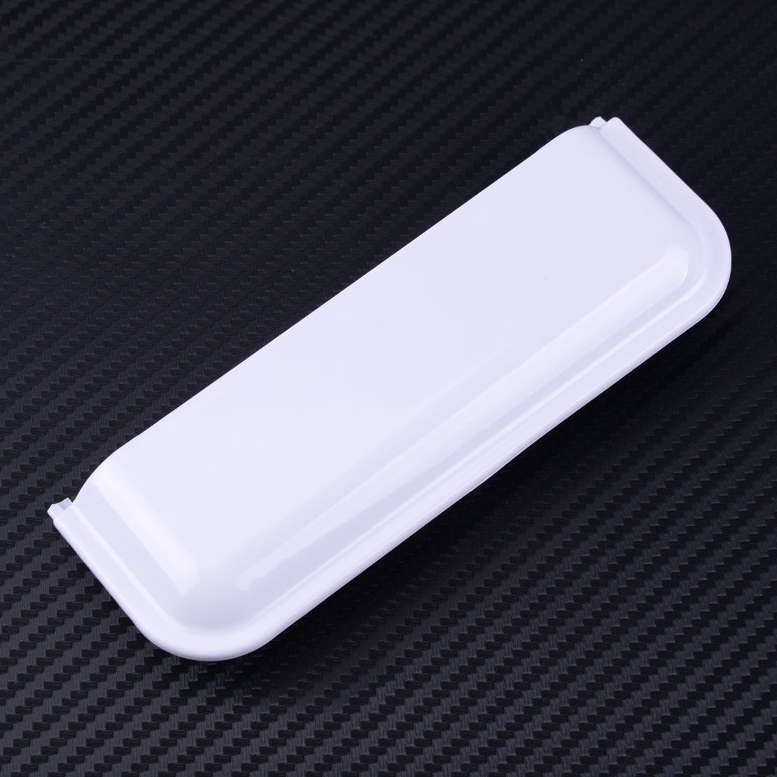 LETAOSK White Replacement Door Handle Plastic 14.5x5cm W10861225 W10714516 AP5999398 PS11731583 Fit For Whirlpool Dryer