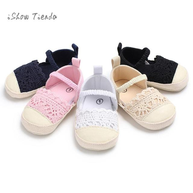 08bea457b7be15 ISHOWTIENDA gladiator sandals girls Soft Sole Crib kids beach shoes mini  melissa Sandal childhood elsa shoes girls jelly shoes