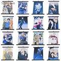 Японский Аниме ЮРИЙ! на ЛЕД Живопись Стене Висит Прокрутки Косплей Плакат Home Decor